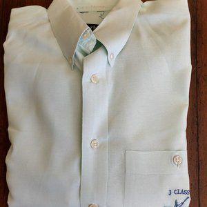 Classic Nautica J-Class Oxford Shirt (M)